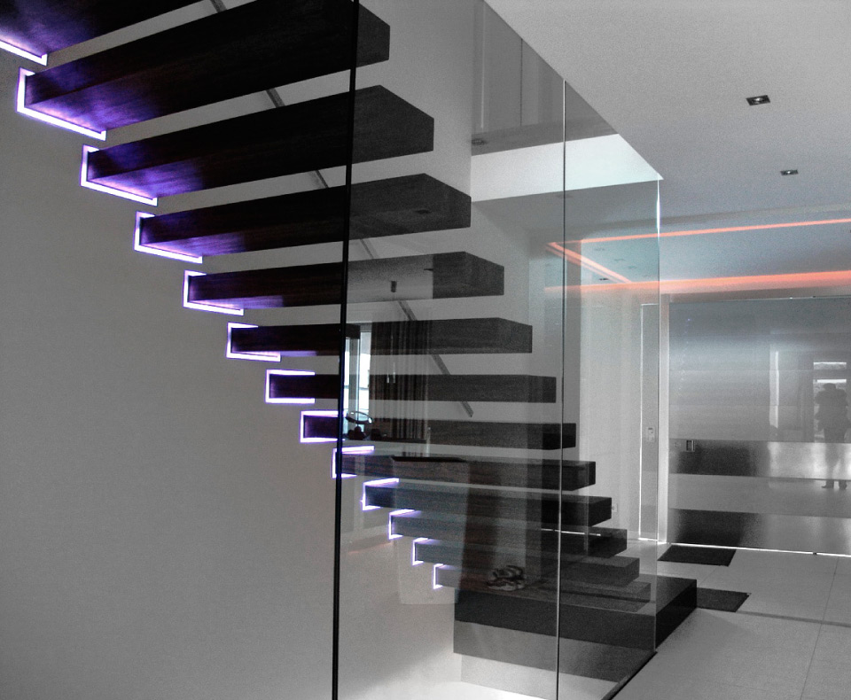 Treppen Showroom Zerres Pur